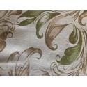 Gobelín zelený list 40x180cm