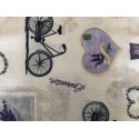 Retro bicykel 40x140cm
